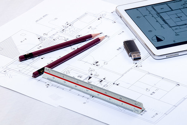 プランニング〜完成まで携われる設計スタッフ